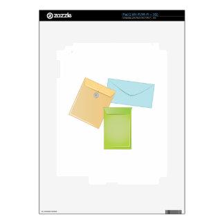 Sobres iPad 2 Skin