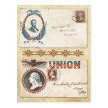 Sobres matasellados de la guerra civil con los pre postales