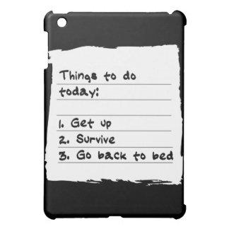 Sobreviva hoy el caso del iPad