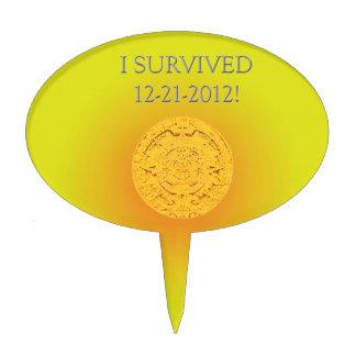 Sobreviví 12-21-2012 figuras para tartas