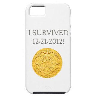 Sobreviví 12-21-2012 iPhone 5 fundas