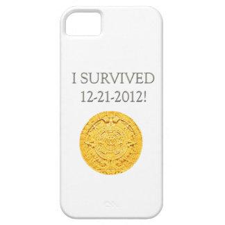 Sobreviví 12-21-2012 iPhone 5 Case-Mate funda