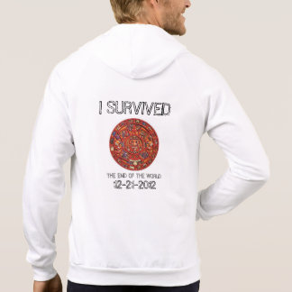 Sobreviví 12-21-2012 sudadera pullover