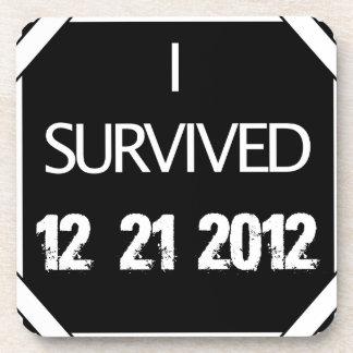 ¡SOBREVIVÍ 12.21.2012! POSAVASO