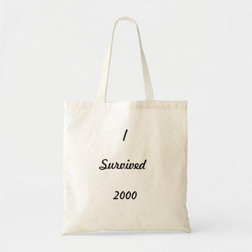 ¡Sobreviví 2000! Bolsa