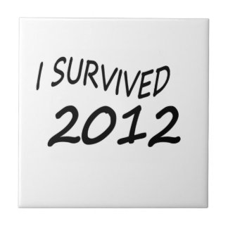 Sobreviví 2012 teja cerámica