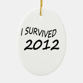 Sobreviví 2012 ornatos
