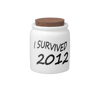 Sobreviví 2012 jarras para caramelos