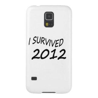 Sobreviví 2012 funda para galaxy s5