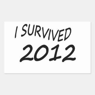 Sobreviví 2012 rectangular altavoces