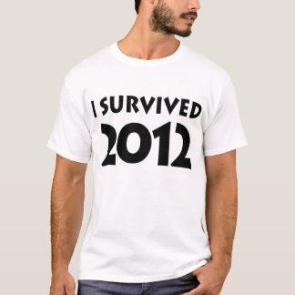Sobreviví 2012 playera