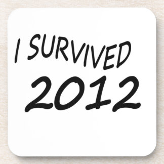 Sobreviví 2012 posavasos