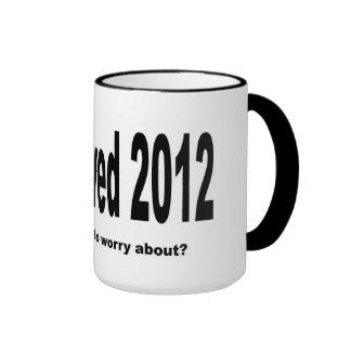 """""""Sobreviví 2012"""" tazas"""