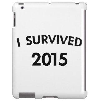 Sobreviví 2015 funda para iPad