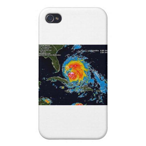 SOBREVIVÍ A IRENE iPhone 4/4S FUNDAS