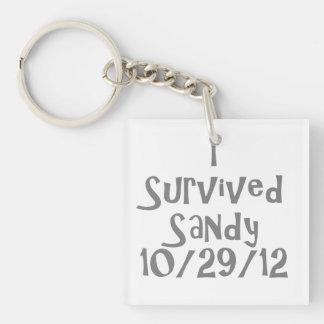 Sobreviví a Sandy 10-129-12 Gray.png Llaveros