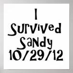 Sobreviví a Sandy 10-29-12 Black.png Impresiones