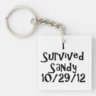 Sobreviví a Sandy 10-29-12 Black.png Llaveros