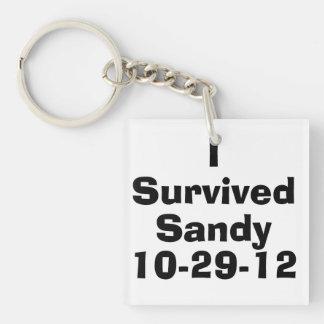 Sobreviví a Sandy 10-29-12.png Llavero