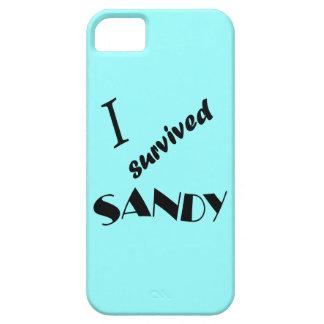 Sobreviví a Sandy 5 iPhone 5 Fundas