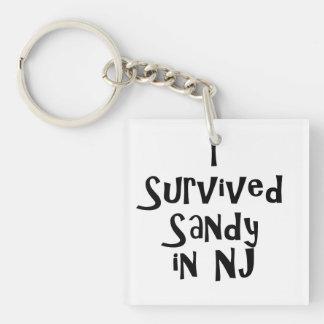 Sobreviví a Sandy en NJ.png Llavero