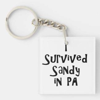 Sobreviví a Sandy en PA.png Llavero