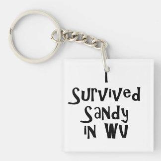 Sobreviví a Sandy en WV.png Llavero