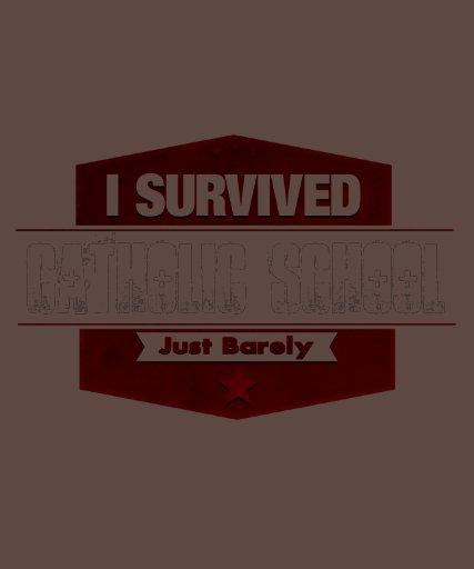 Sobreviví Camiseta