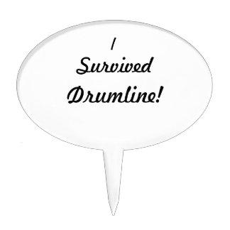 ¡Sobreviví drumline! Decoraciones De Tartas