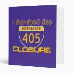 Sobreviví el cierre 405