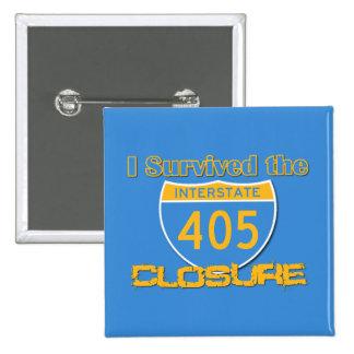 Sobreviví el cierre 405 pin
