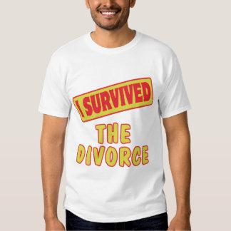 SOBREVIVÍ EL DIVORCIO PLAYERAS