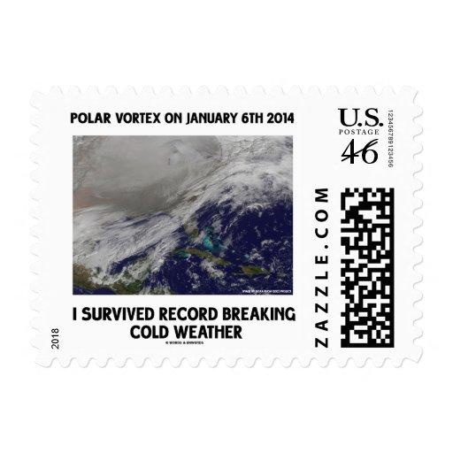 Sobreviví el expediente que rompía el tiempo frío envio