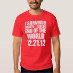Sobreviví el extremo del mundo - 12-21-12 - maya remeras