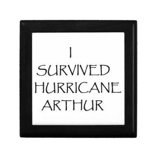 Sobreviví el huracán Arturo Caja De Joyas