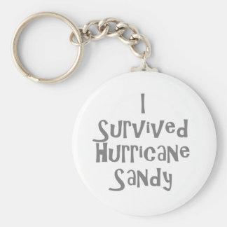Sobreviví el huracán Sandy Gray.png Llaveros Personalizados