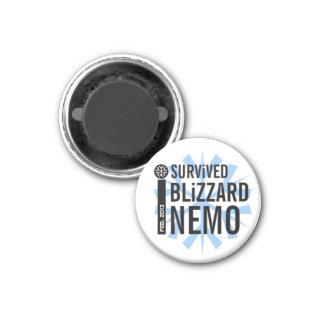 Sobreviví el imán 2013 de Nemo de la ventisca 5