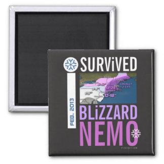 Sobreviví el imán 2013 de Nemo de la ventisca 9