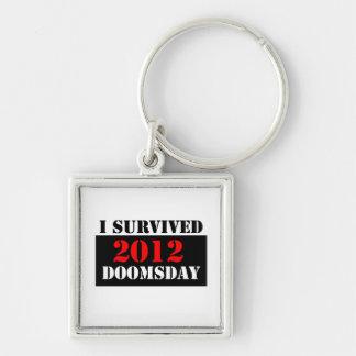 Sobreviví el llavero 2012 del día del juicio final