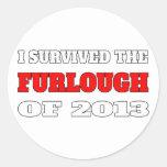Sobreviví el permiso de 2013 etiquetas