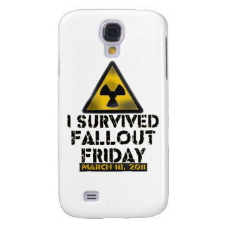 Sobreviví el polvillo radiactivo viernes - 03.18.1 carcasa para galaxy s4
