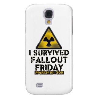 Sobreviví el polvillo radiactivo viernes - 03.18.1 funda para galaxy s4
