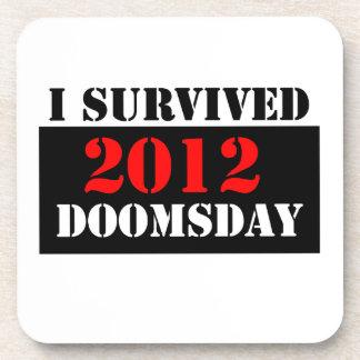 Sobreviví el práctico de costa 2012 del día del ju posavasos