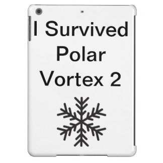 Sobreviví el vórtice polar 2