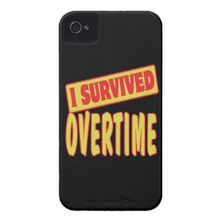 SOBREVIVÍ EN HORAS EXTRAS iPhone 4 COBERTURAS