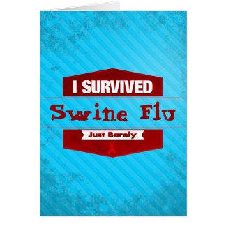 Sobreviví Felicitacion