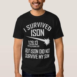 Sobreviví ISON Poleras
