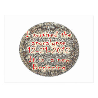 Sobreviví la apocalipsis 12-21-2012 postales