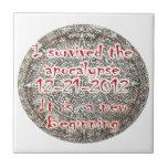 Sobreviví la apocalipsis 12-21-2012 teja  ceramica