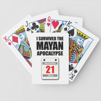 Sobreviví la apocalipsis maya 2012 el calendario barajas